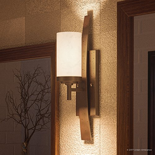 Luxury Rustic Indoor Wall Light, Medium Size: 16