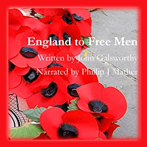 England to Free Men Audiobook