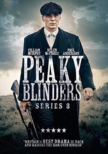 HandTao Peaky Blinders British Crime Drama Serie de TV Tela Tela Cartel de la pared Foto Impresión 36x24 Pulgadas