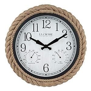51HHrWCnT8L._SS300_ Nautical Themed Clocks