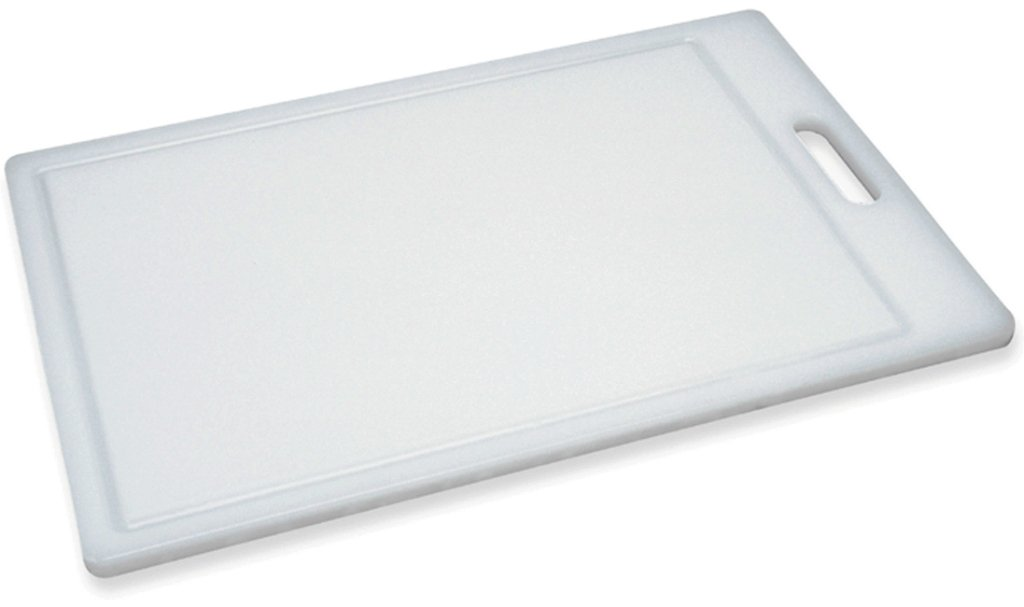 Progressive PCB-1812 Prep Solutions Cutting Board, Juice Grooves, Large Thick Chopping Board, Dishwasher Safe, Measures 17.38'' X 11.25''