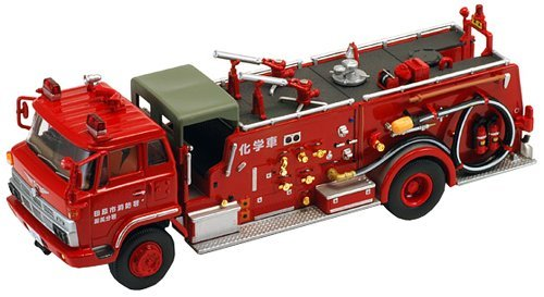 Tomica Limited vintage NEO TLV-N36a Hino KB324 type chemical fire engine