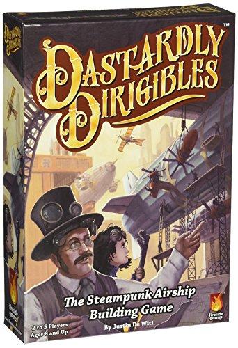 Dastardly Dirigibles Board Game