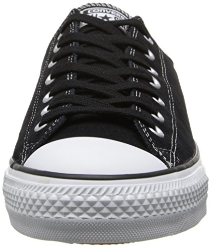 Converse Canvas, Botines Unisex Adulto, Pointure Black