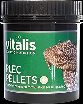Plec pellets 300 g 8 mm de diámetro