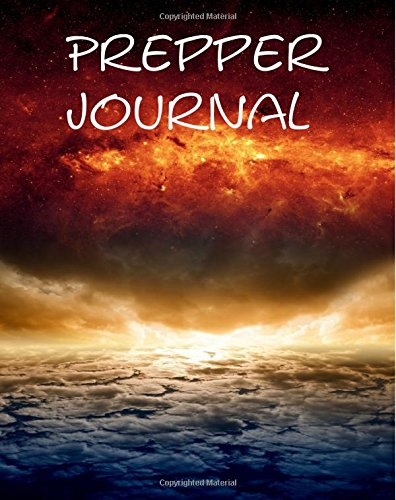 Prepper Journal and Inventory Log Book