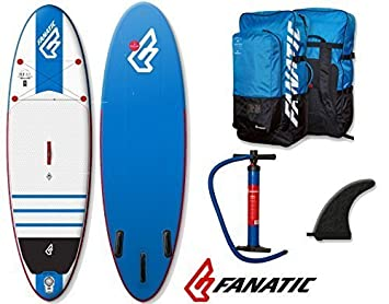Fanatic SUP Fly Air hinchable sup soporte para remo tabla Tabla de surf - 10.4 (