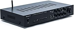 Tianji Audio Amplifiers for Home Audio Theater, 5.1 Channel 400W Powered Amp, Lossless Hi-Fi Audio Stereo Receiver, Bass/Treble/Echo EQ Controls, USB/Bluetooth/TF Card/FM Supported
