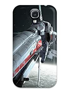 Everett L. Carrasquillo's Shop Tpu Case For Galaxy S4 With Spaceship 5568920K60302666