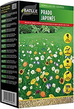 Semillas de Césped - Césped Prado Japonés 500g - Batlle