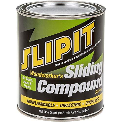Slipit G5562 - Slip It, Sil-Free Sliding Compound Gel 1 qt.