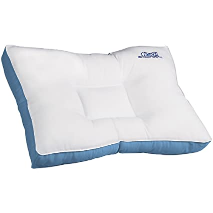 amazon com contour products ortho fiber bed pillow 2 0 by contour