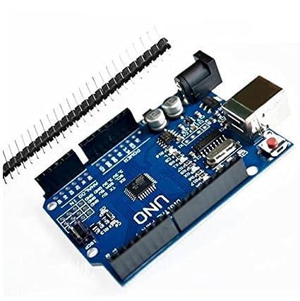 Mega 2560 R3 Microcontroller Board Compatible CH340G Arduino With USB Ca HH