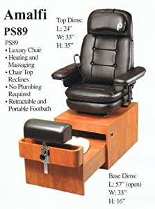 Pibbs PS89 Amalfi Pedicure Chair
