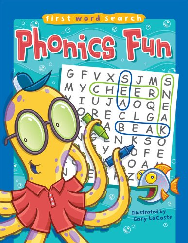 Read Online First Word Search: Phonics Fun ebook