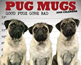 Pug Mugs 2009 Calendar