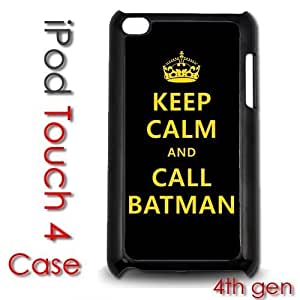 For SamSung Galaxy S3 Case Cover gen Touch Plastic Case - Keep Calm and call Batman