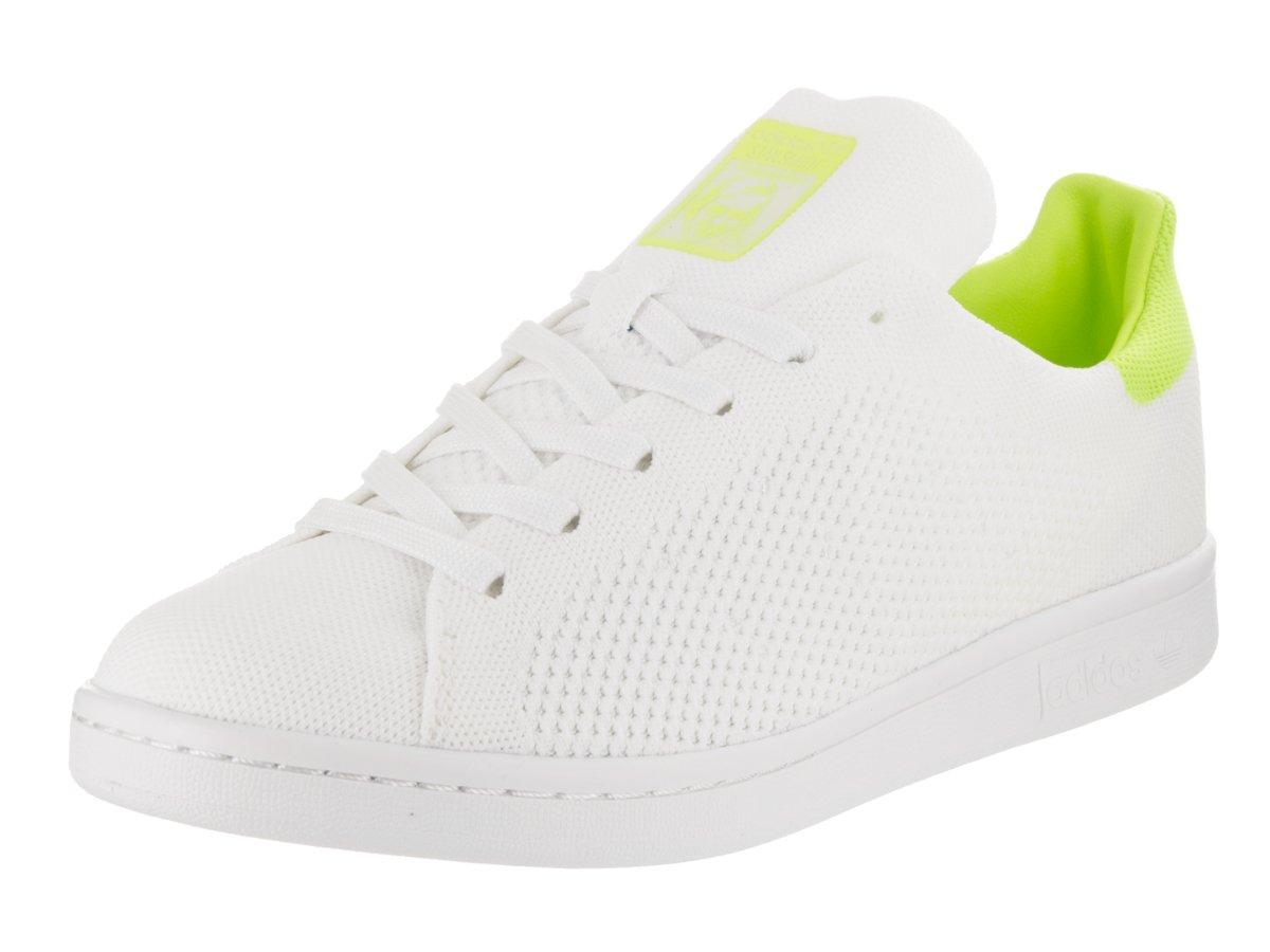 adidas Women's Stan Smith PK W Originals Casual Shoe B06XWJ78ZG 7.5 B(M) US|Ftwwht/Ftwwht/Syello