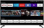 """Smart TV Philco 50"""" PTV50G70SBLSG Ultra HD 4K Tela Infinita Quadcore e App"""
