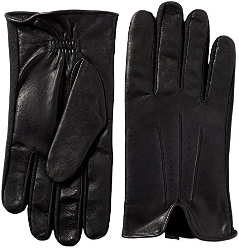 isotoner-mens-stretch-leather-smartouch-gloves-black-large
