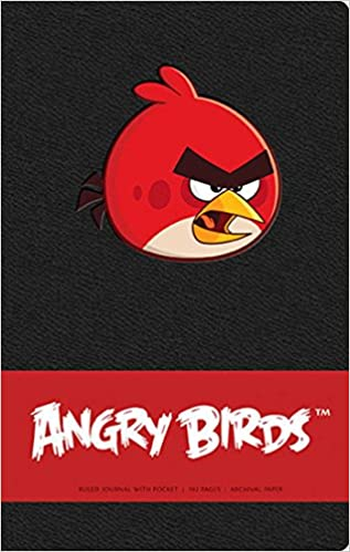 Book Angry Birds Ruled Journal (Insights Journals)