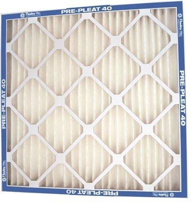 16x25x1 air filter natural aire - 1