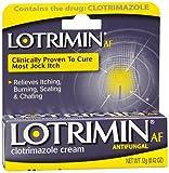 Lotrimin AF Antifungal Cream, Jock Itch - 0.42 oz, Pack of 6