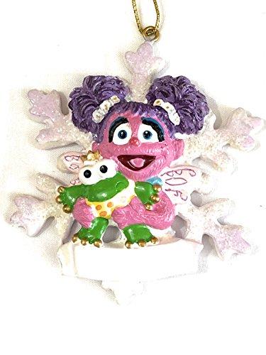 Sesame Street Abby Cadabby Christmas Ornament, Sesame Street Christmas Ornaments -