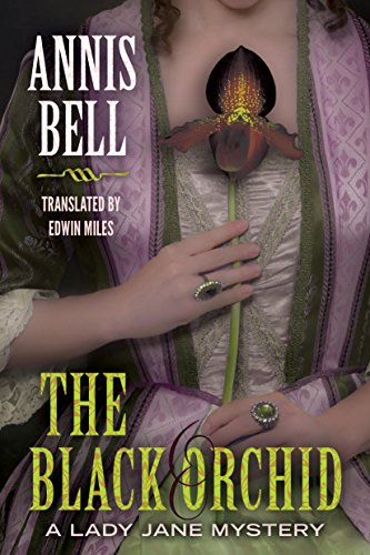 The Black Orchid (A Lady Jane Mystery Book 2) (English Edition)