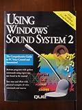 Using Windows Sound System, Que Development Group Staff, 1565298128