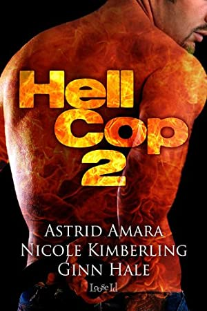 book cover of Hell Cop 2