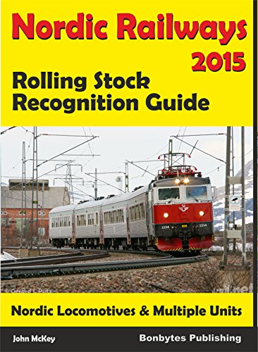 - Nordic Railways - Rolling Stock Recognition Guide 2015