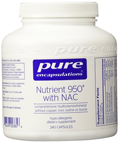 Nutrient 950 with NAC