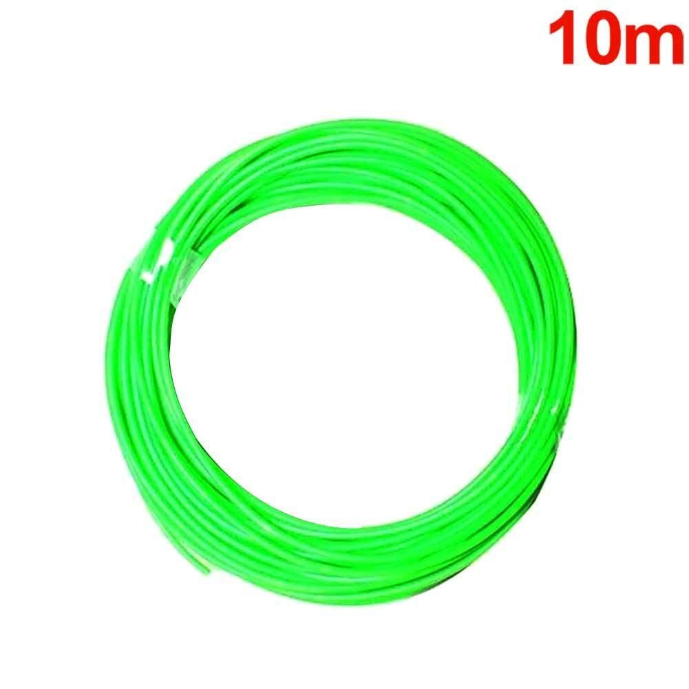 W-Shufang,3D 2 UNIDS 10 M 1.75mm Impresora 3D ABS Filamento ...
