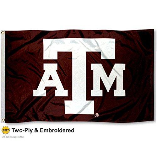 Texas A&M Double-Sided 3x5 Flag