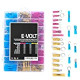 Heat Shrink Wire Connector Kit: 270 PC Variety of Waterproof Electrical ...