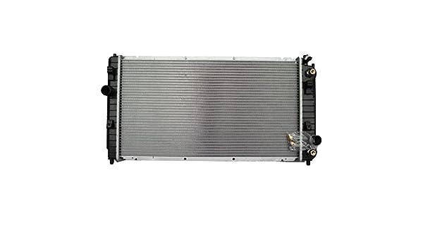eccpp nuevo radiador de aluminio 97 - 98 Chevy Malibu Base/LS L4/V6 AUTO en 2039: Amazon.es: Coche y moto