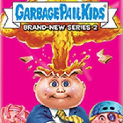 2013 Garbage Pail Kids - Series 2 Complete Base Set of 144 Cards