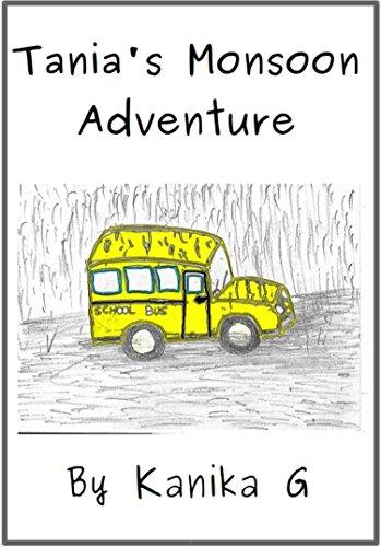 Tania's children's book