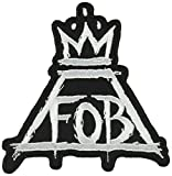 fall out boy merchandise - Application Fall Out Boy Crown Patch