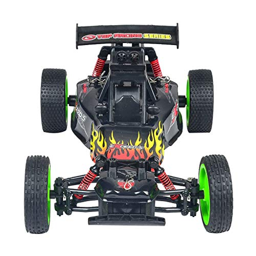 Dirance Fancy Buying Rc Toy Remote 2.4G High Speed 4WD Remote Control RC Car Wireless Charging Toy ()