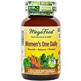 MegaFood, Women's One Daily, Daily Multivitamin and Mineral Dietary Supplement, 90 Tablets