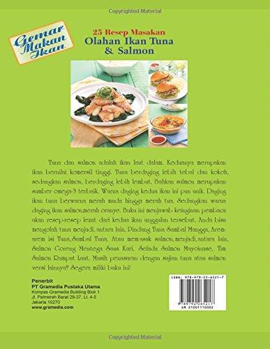 25 Resep Masakan Olahan Ikan Tuna Dan Salmon Indonesian Edition Erwin Lilly T 9789792265217 Amazon Com Books