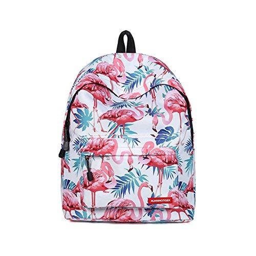 TTD Unicornio patrón serie niños niñas Escuela bolsa mochila ligero peso para senderismo viajes camping-Color 5 Color11