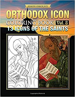 930+ Orthodox Icon Coloring Book Pdf Free Images
