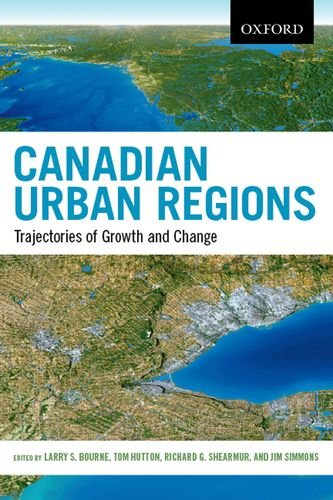 Canadian Urban Regions: Trajectories of Growth and Change