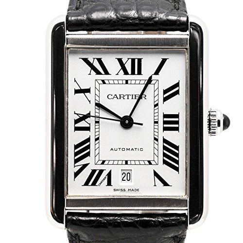 Cartier Tank XL automatic-self-wind mens Watch 3515 (Certified Pre-owned) by Cartier (Image #3)