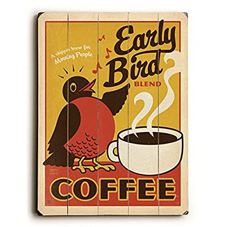 0e1c10020dbf2 Amazon.com: Early Bird Blend by Anderson Design Group 25