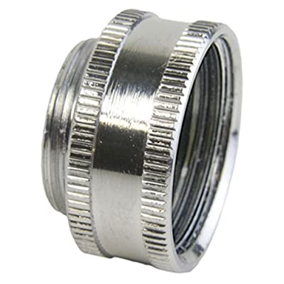 LASCO 09-1461NL No Lead, Female Hose To Aerator Faucet Adapter