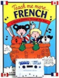 Teach Me More... French W/cassette, Judy Mahoney, 0934633118